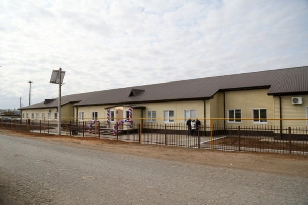 Новая поликлиника Ставрополь какая территория войдет в нее